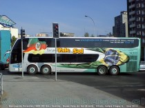 Marcopolo Paradiso 1800 DD G6 - Scania | Buses Vale do Sol (Brasil)