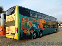 Marcopolo Paradiso 1800 DD G6 - Volvo | Buses Pacheco