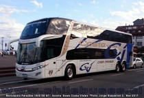 Marcopolo Paradiso 1800 DD G7 - Scania | Buses Costa Viajes (Argentina)