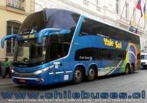 Marcopolo Paradiso 1800 DD G7 - Scania | Buses Vale do Sol (Brasil)