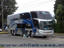 Marcopolo Paradiso 1800 DD G7 - Volvo | Buses Turiscoll (Brasil)