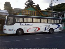 Mercedes Benz O-371 RS | Buses Turismo Infor Chile