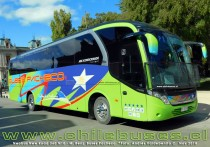 Neobus New Road 360 N10 - M. Benz | Buses Pacheco
