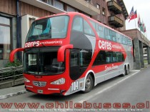 Niccolo New Concept 2250 Isidro - M. Benz | Buses Ceres (Argentina)