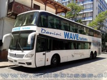 Troyano Calixto DP - M. Benz | Buses Donini Wave Turismo (Argentina)