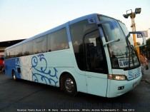 Busscar Vissta Buss LO - M. Benz | Buses Andrade