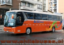 Comil Campione Vision 3.45 - M. Benz | Buses Expreso Aconcagua
