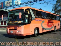 Comil New Campione 3.45 - M. Benz | Buses Sol Del Pacífico