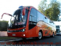 Maxibus Lince 3.45 - M. Benz | Buses Sol del Pacífico