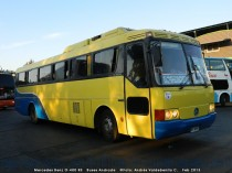 Mercedes Benz O-400 RS | Buses Andrade