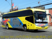 Young Man JNP6126L Starliner | Buses Jet Sur Andrade