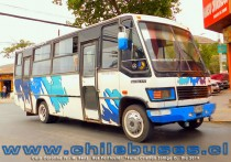 Caio Carolina IV - M. Benz | Bus Particular (Melipilla)