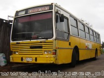 Caio Vitoria - Scania  /  Bus de Transporte Privado (Tomé)
