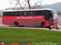 Comil Galleggiante | Bus Mall Plaza Norte