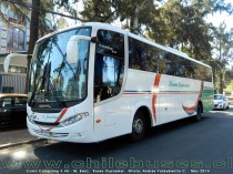 Comil Campione 3.45 - M. Benz | Buses Oyanedel