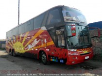 Comil Campione 4.05 HD - M. Benz | Buses Transportes Rojas
