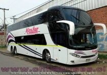 Comil Campione DD - Scania | Buses Mira Sur