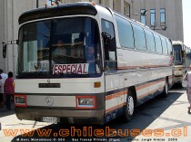 Mercedes Benz Monobloco O-303 / Bus Privado (Stgo)