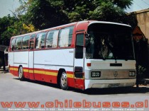 Mercedes Benz Monobloco O-303  /  Bus Transporte Privado (Stgo)