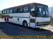 Mercedes Benz Monobloco O-371  /  Bus Transporte Privado (Stgo)