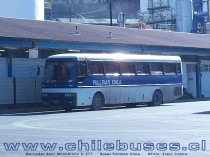 Mercedes Benz Monobloco O-371  /  Buses Pullman Chile