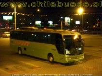 Marcopolo Andare Class 1000 - Scania | Buses Avant