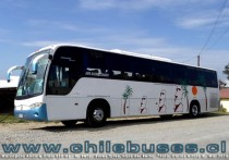 Marcopolo Andare Class 850 G6 - M. Benz | Buses Transportes Hijos del Reino