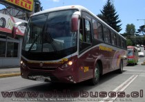 Marcopolo Ideale 770 - M. Benz | Buses Hualpén