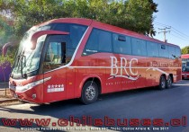 Marcopolo Paradiso 1200 G7 - Scania | Buses BRC