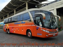 Marcopolo Paradiso 1200 G7 - Scania | Buses Pullman Bus Tandem