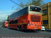 Marcopolo Paradiso 1800 DD G7 - M. Benz | Buses Pullman Bus Tandem
