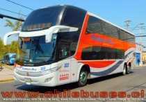 Marcopolo Paradiso 1800 DD G7 | M. Benz  |  Buses Pullman Bus Tandem