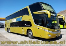 Marcopolo Paradiso 1800 DD G7 - Scania | Buses Pluss Chile