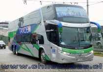 Marcopolo Paradiso 1800 DD G7 - Volvo | Buses Tandem