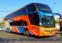Marcopolo Paradiso 1800 DD New G7 - Scania | Buses Pullman Bus Tandem