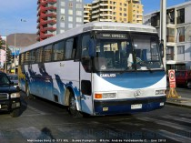Mercedes Benz O-371 RSL | Buses Pampino