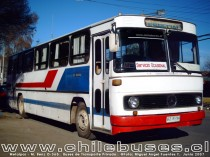 Metalpar - M. Benz O - 365  /  Bus de Transporte Privado (V Reg)