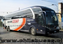 Neobus New Road 380 N10 - Scania | Buses Cruz del Norte