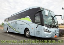 Saldivia Aries 1200 - M. Benz | Bus de Exhibición