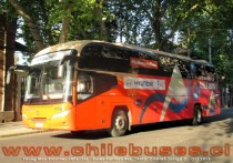 Young Man Starliner JNP6126L | Buses Pullman Bus - Mundial de Fútbol Sub 17 Chile 2015