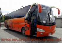 Yutong ZK6129H | TLR Buses