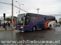 Marcopolo Andare Class - M.Benz / Buses Link (Ex Pullman Chile)