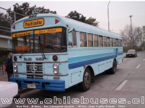 Blue Bird - M.Benz / Bus Transporte Escolar
