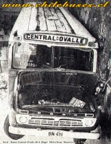 Cuatro Ases - Ford (1966)  /  Linea Central Ovalle 48-A (Stgo)