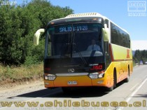 Ruta 202 - King Long XMQ6130Y | Buses Jac