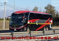 Ruta 5 Norte - Neobus New Road 380 N10 - M. Benz | Bus de Turismo