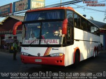 Marcopolo Paradiso - Scania (Con frontal G6) | Buses Tepual