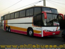 Marcopolo Paradiso GIV - Scania (Con frontal G6) | Buses Tepual