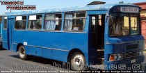 Metalpar - M.Benz (con parrilla frontal Inrecar)  /  Bus de Transporte Privado (V Reg)