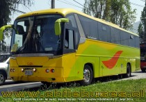Comil Campione 3.45 - M. Benz | Buses Tepual (Universidad Mayor)